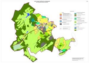 Карта градостроительного зонирования Стуловское СП
