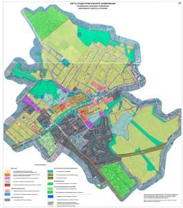 Карта градостроительного зонирования д.Стулово Растр СКС(1)