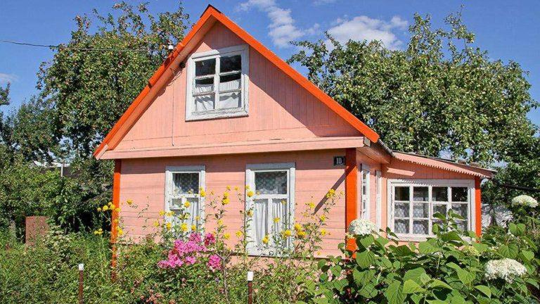Признание садового дома жилым домом  и жилого дома садовым домом