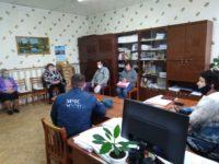 Собрание с председателями садоводческих некоммерческих товариществ