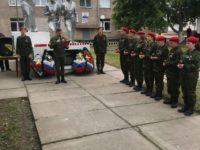Открытие обновленного памятника -мемориала «Родина-мать и два солдата»