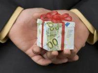 Разграничение понятий «подарок» и «взятка»